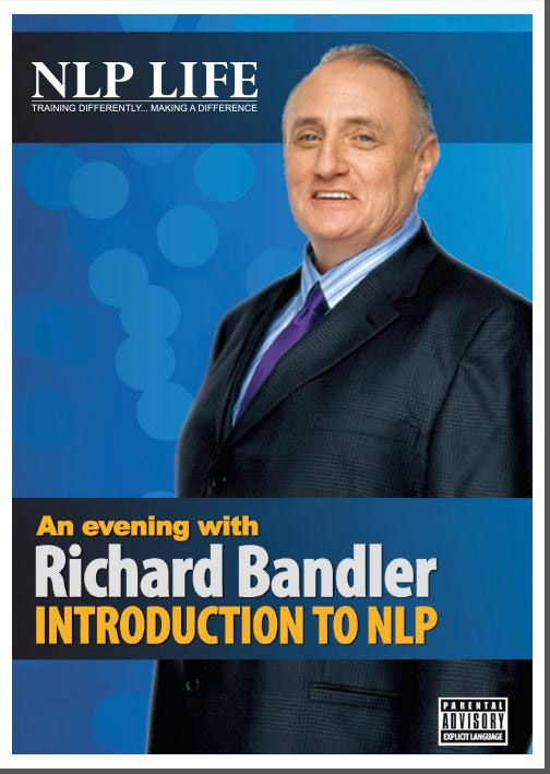 Introduction to NLP by Richard Bandler