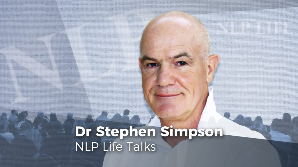 Talk by Dr Stephen Simpson