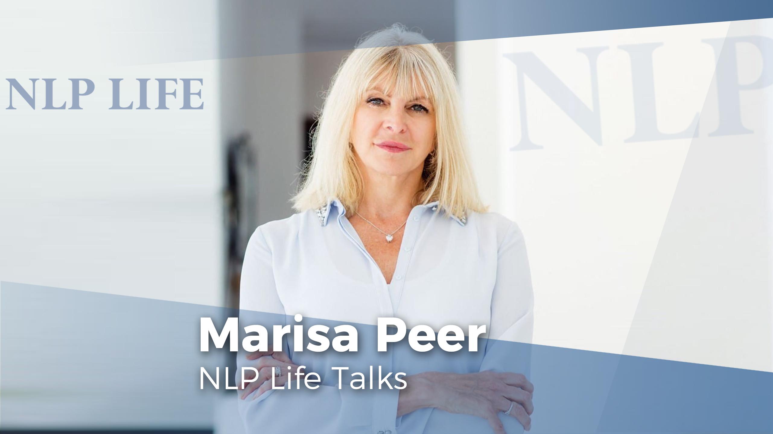 Talk By Marisa Peer, NLP Life Talks
