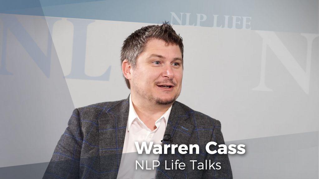 Talk by Warren Cass, NLP Life Talks