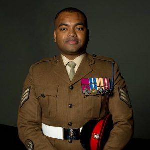 Johnson Beharry VC