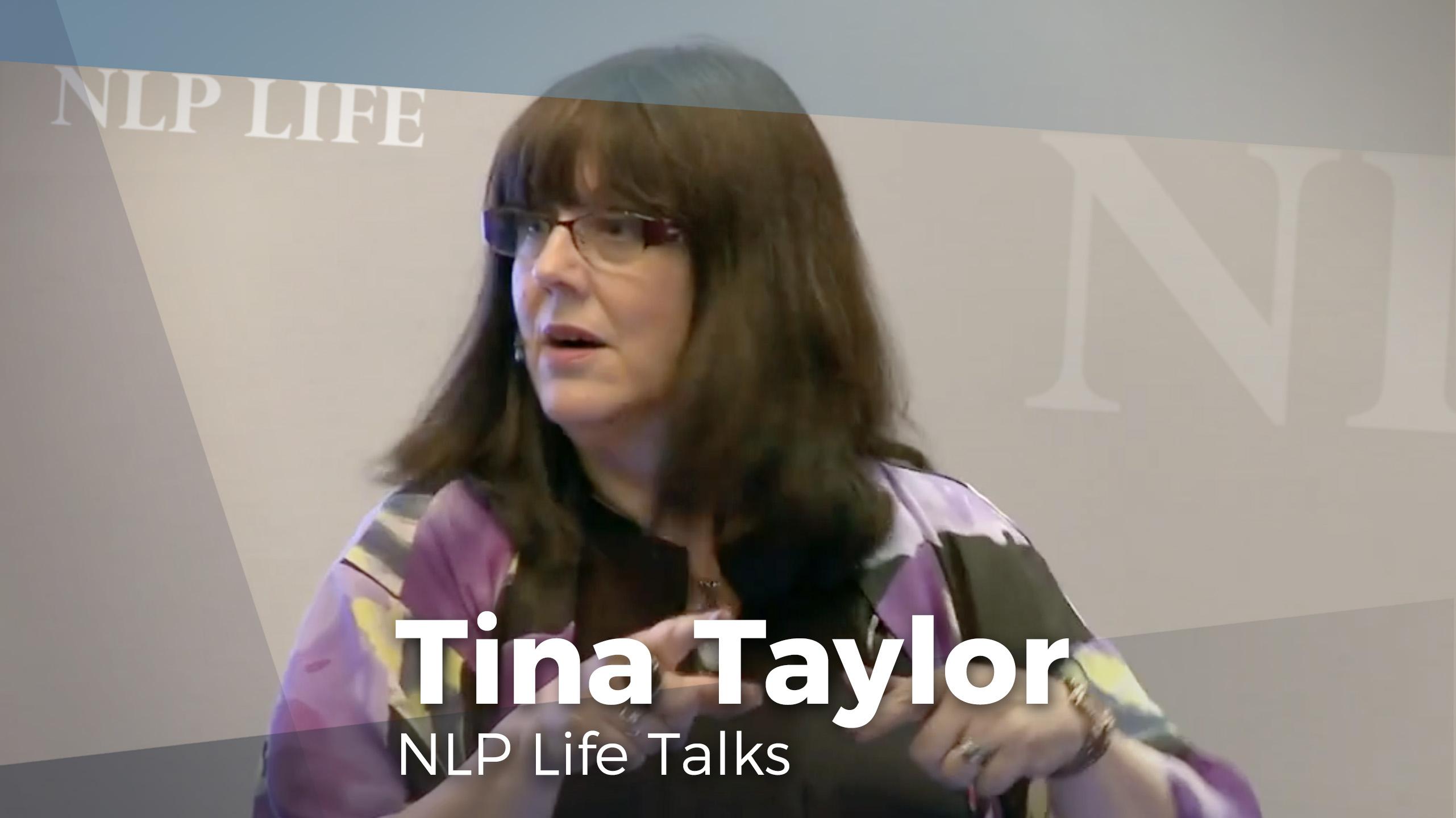 Tina Taylor's NLP Life Talk