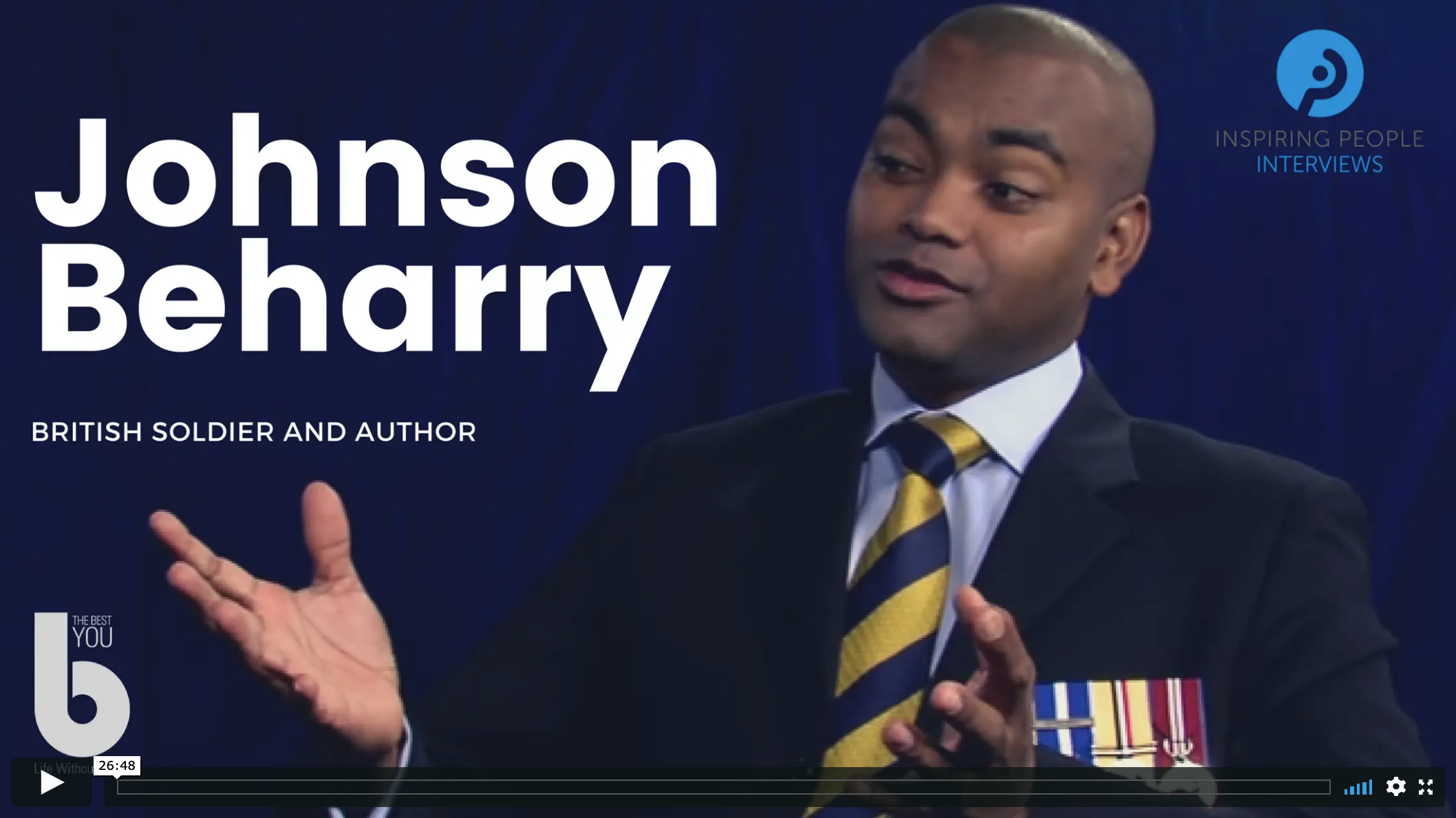 Johnson Beharry VC