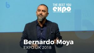 Bernardo Moya UK 2018