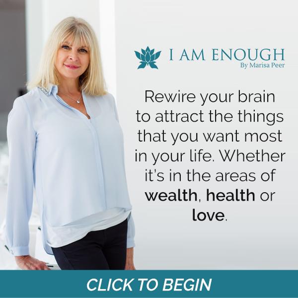 I am Enough - Marissa Peer