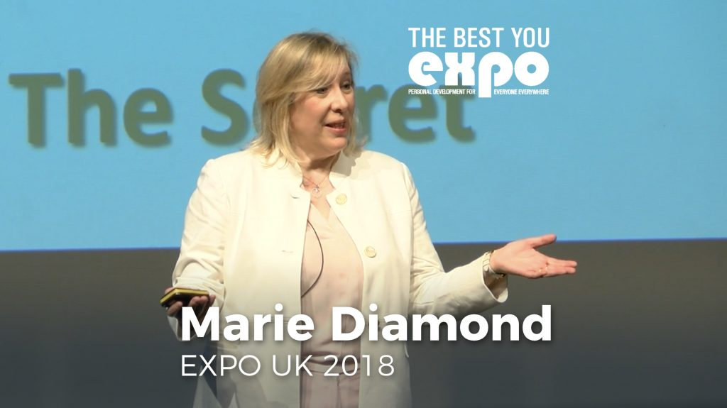 Marie Diamond UK 2018 Main