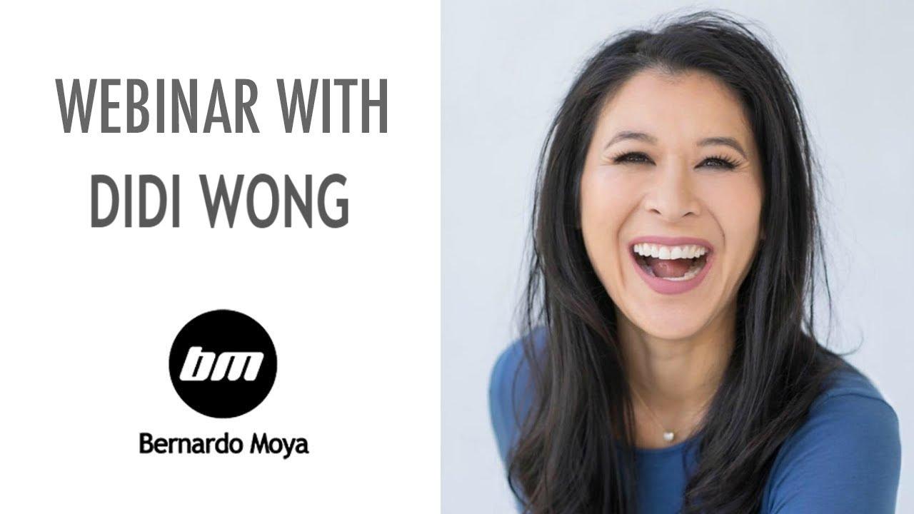 Didi Wong - Webinar