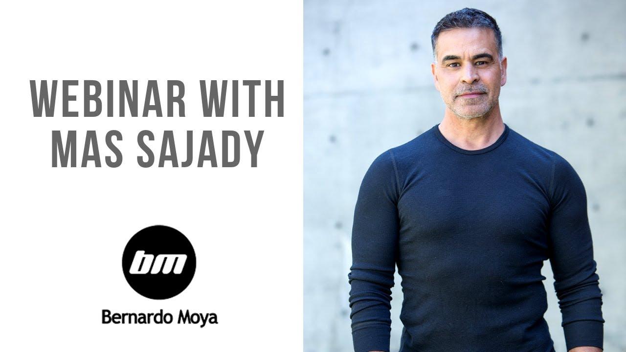 Mas Sajady - Webinar