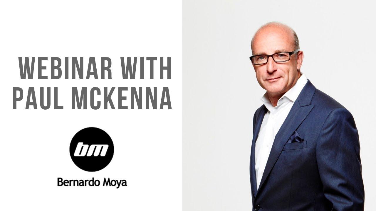 Paul McKenna - Webinar