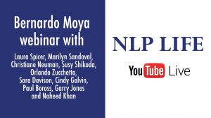 NLP live Laura Spicer, Marilyn Sandoval,