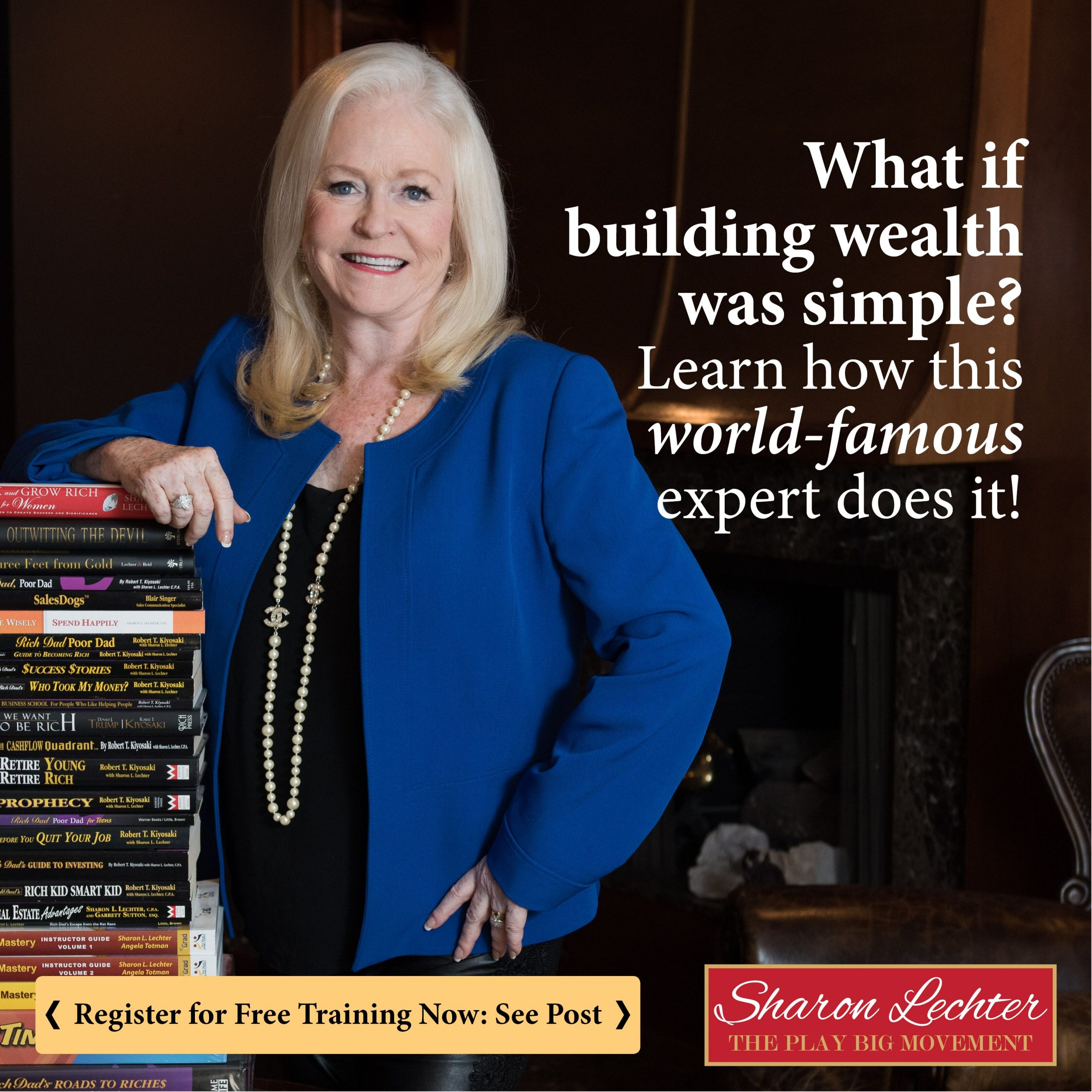 Sharon Lechter's How to Create a Lifetime of Financial Freedom