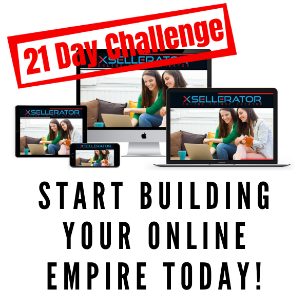 Brian and Janice Muldoon's 21-DAY-CHALLENGE!