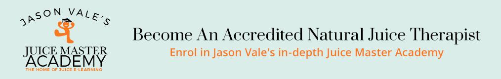 Jason Vale's Juice Study Course