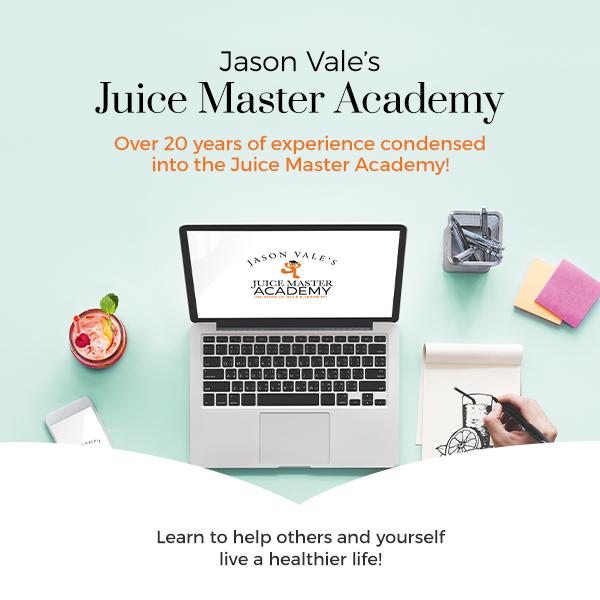 Jason Vale's Juice Master Class