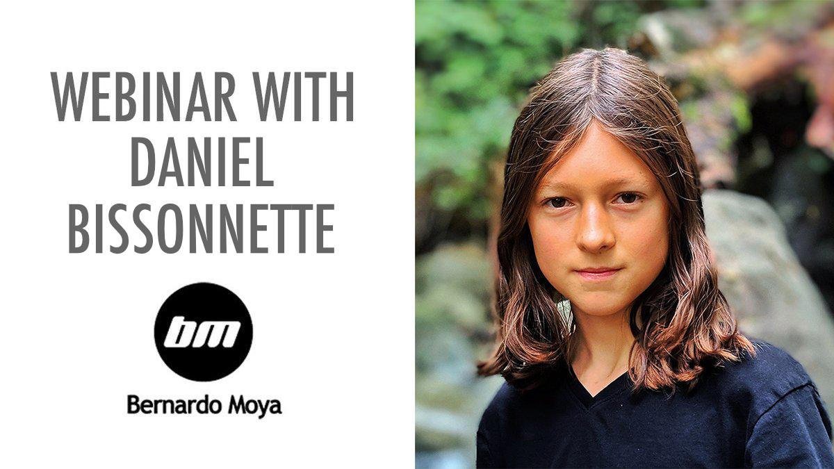 Bernardo webinar with Daniel Bissonnette